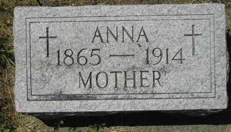 O'HARA, ANNA - Kingsbury County, South Dakota | ANNA O'HARA - South Dakota Gravestone Photos