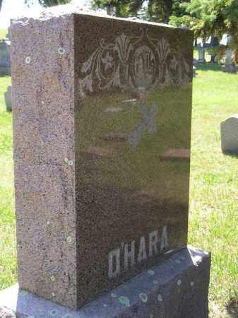 O'HARA, FAMILY STONE - Kingsbury County, South Dakota | FAMILY STONE O'HARA - South Dakota Gravestone Photos