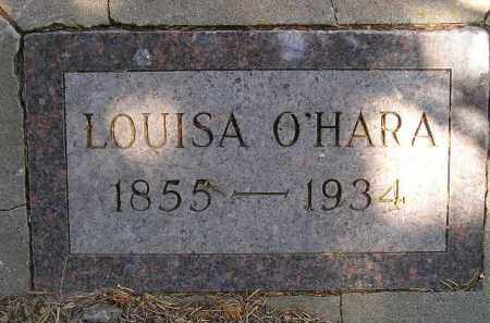 O'HARA, LOUISA - Kingsbury County, South Dakota | LOUISA O'HARA - South Dakota Gravestone Photos