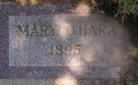 O'HARA, MARY - Kingsbury County, South Dakota   MARY O'HARA - South Dakota Gravestone Photos