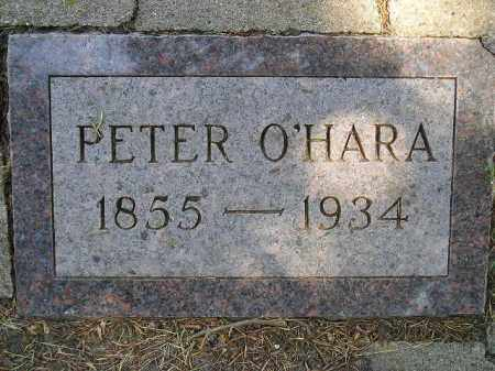 O'HARA, PETER - Kingsbury County, South Dakota | PETER O'HARA - South Dakota Gravestone Photos