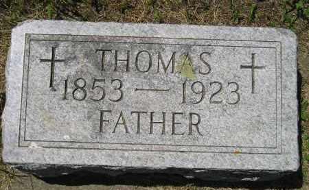 O'HARA, THOMAS - Kingsbury County, South Dakota   THOMAS O'HARA - South Dakota Gravestone Photos