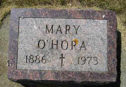 O'HORA, MARY - Kingsbury County, South Dakota | MARY O'HORA - South Dakota Gravestone Photos