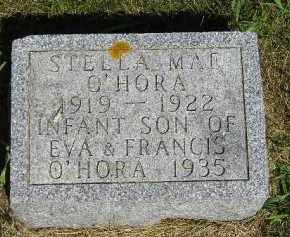 O'HORA, INFANT SON - Kingsbury County, South Dakota   INFANT SON O'HORA - South Dakota Gravestone Photos