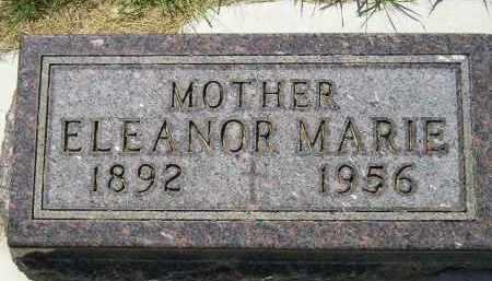 O'KEEFE, ELEANOR MARIE - Kingsbury County, South Dakota   ELEANOR MARIE O'KEEFE - South Dakota Gravestone Photos