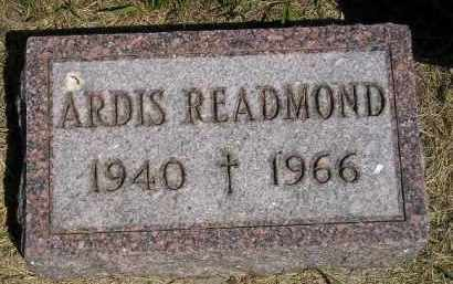 READMAN, ARDIS - Kingsbury County, South Dakota | ARDIS READMAN - South Dakota Gravestone Photos