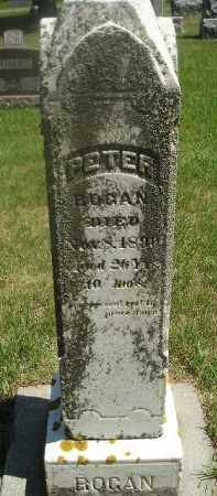 ROGAN, PETER - Kingsbury County, South Dakota | PETER ROGAN - South Dakota Gravestone Photos
