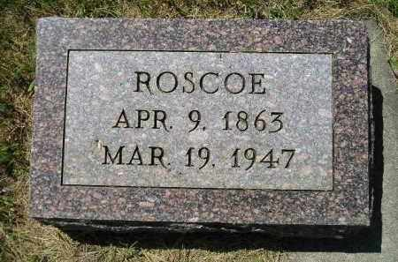 ROUNSEVILLE, ROSCOE - Kingsbury County, South Dakota | ROSCOE ROUNSEVILLE - South Dakota Gravestone Photos