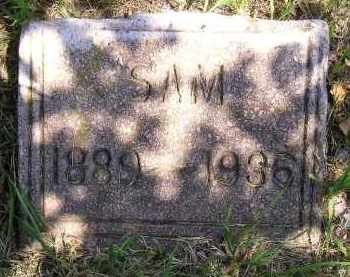 ROUNSEVILLE, SAM - Kingsbury County, South Dakota   SAM ROUNSEVILLE - South Dakota Gravestone Photos