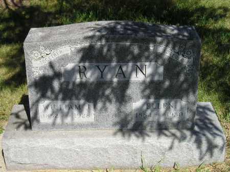 RYAN, ELLEN - Kingsbury County, South Dakota   ELLEN RYAN - South Dakota Gravestone Photos