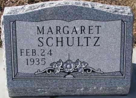 SCHULTZ, MARGARET - Kingsbury County, South Dakota | MARGARET SCHULTZ - South Dakota Gravestone Photos