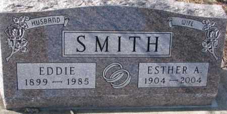 SMITH, ESTHER A. - Kingsbury County, South Dakota | ESTHER A. SMITH - South Dakota Gravestone Photos