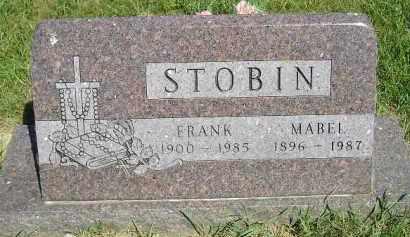 STOBIN, FRANK - Kingsbury County, South Dakota | FRANK STOBIN - South Dakota Gravestone Photos