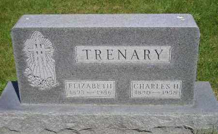 TRENARY, ELIZABETH - Kingsbury County, South Dakota | ELIZABETH TRENARY - South Dakota Gravestone Photos