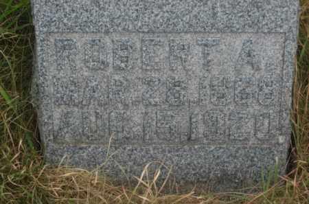 WILES, ROBERT A. - Kingsbury County, South Dakota | ROBERT A. WILES - South Dakota Gravestone Photos