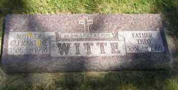 WITTE, THEO - Kingsbury County, South Dakota   THEO WITTE - South Dakota Gravestone Photos