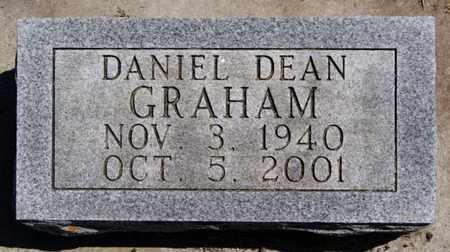 GRAHAM, DANIEL DEAN - Lake County, South Dakota | DANIEL DEAN GRAHAM - South Dakota Gravestone Photos