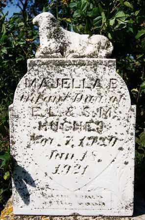 HUGHES, MAJELLA B - Lake County, South Dakota | MAJELLA B HUGHES - South Dakota Gravestone Photos