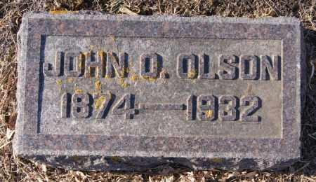 OLSON, JOHN O - Lake County, South Dakota | JOHN O OLSON - South Dakota Gravestone Photos