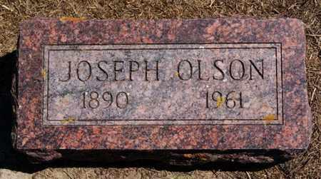OLSON, JOSEPH - Lake County, South Dakota   JOSEPH OLSON - South Dakota Gravestone Photos