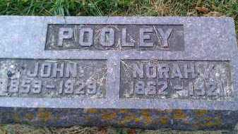 POOLEY, NORAH KEZIAH - Lake County, South Dakota | NORAH KEZIAH POOLEY - South Dakota Gravestone Photos