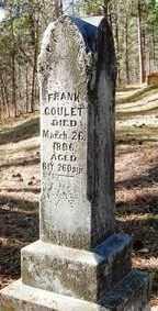 COULET, FRANK - Lawrence County, South Dakota   FRANK COULET - South Dakota Gravestone Photos