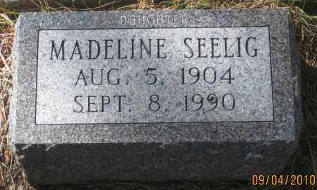 SEELIG, MADELINE - Lawrence County, South Dakota | MADELINE SEELIG - South Dakota Gravestone Photos
