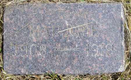 ABBOTT, MARJORIE - Lincoln County, South Dakota | MARJORIE ABBOTT - South Dakota Gravestone Photos