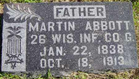 ABBOTT, MARTIN - Lincoln County, South Dakota | MARTIN ABBOTT - South Dakota Gravestone Photos