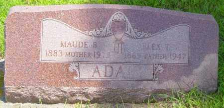 ADAIR, ELEX T - Lincoln County, South Dakota   ELEX T ADAIR - South Dakota Gravestone Photos