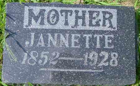 AINSWORTH, JANNETTE - Lincoln County, South Dakota | JANNETTE AINSWORTH - South Dakota Gravestone Photos