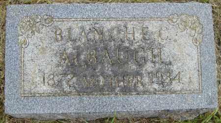 ALBAUGH, BLANCHE C - Lincoln County, South Dakota | BLANCHE C ALBAUGH - South Dakota Gravestone Photos