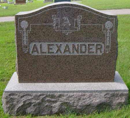 ALEXANDER, FAMILY PLOT - Lincoln County, South Dakota | FAMILY PLOT ALEXANDER - South Dakota Gravestone Photos