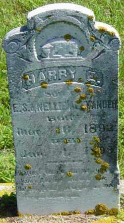 ALEXANDER, HARRY E - Lincoln County, South Dakota   HARRY E ALEXANDER - South Dakota Gravestone Photos