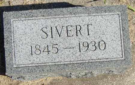 ALNESS, SIVERT - Lincoln County, South Dakota | SIVERT ALNESS - South Dakota Gravestone Photos