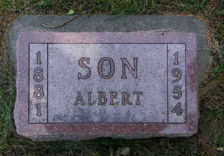 AMUNDSON, ALBERT - Lincoln County, South Dakota   ALBERT AMUNDSON - South Dakota Gravestone Photos