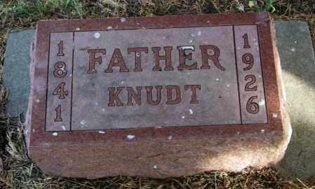 AMUNDSON, KNUDT - Lincoln County, South Dakota | KNUDT AMUNDSON - South Dakota Gravestone Photos