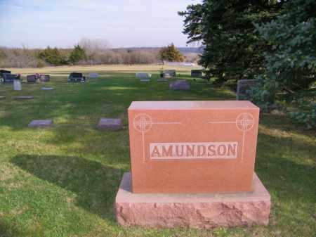 AMUNDSON PLOT, KNUDT - Lincoln County, South Dakota | KNUDT AMUNDSON PLOT - South Dakota Gravestone Photos