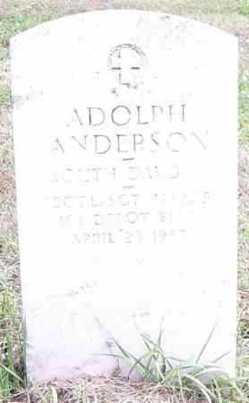 ANDERSON, ADOLPH - Lincoln County, South Dakota | ADOLPH ANDERSON - South Dakota Gravestone Photos