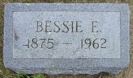 ANDERSON, BESSIE E - Lincoln County, South Dakota   BESSIE E ANDERSON - South Dakota Gravestone Photos