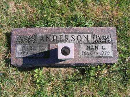 ANDERSON, NAN C - Lincoln County, South Dakota | NAN C ANDERSON - South Dakota Gravestone Photos