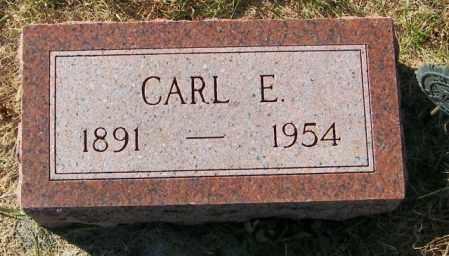 ANDERSON, CARL E - Lincoln County, South Dakota | CARL E ANDERSON - South Dakota Gravestone Photos