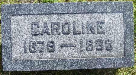 ANDERSON, CAROLINE - Lincoln County, South Dakota   CAROLINE ANDERSON - South Dakota Gravestone Photos