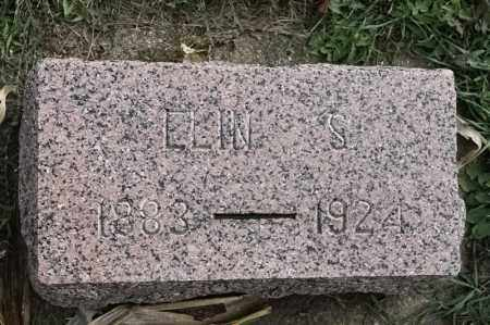 ANDERSON, ELIN S - Lincoln County, South Dakota | ELIN S ANDERSON - South Dakota Gravestone Photos