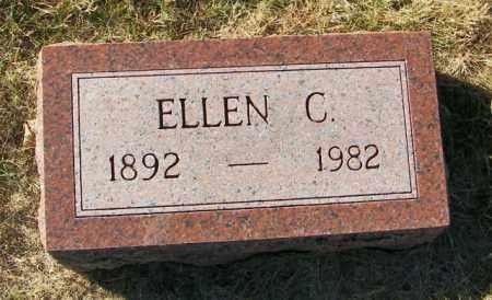 ANDERSON, ELLEN C - Lincoln County, South Dakota | ELLEN C ANDERSON - South Dakota Gravestone Photos