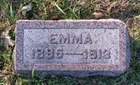 ANDERSON, EMMA - Lincoln County, South Dakota | EMMA ANDERSON - South Dakota Gravestone Photos
