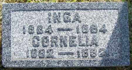 ANDERSON, CORNELIA - Lincoln County, South Dakota | CORNELIA ANDERSON - South Dakota Gravestone Photos
