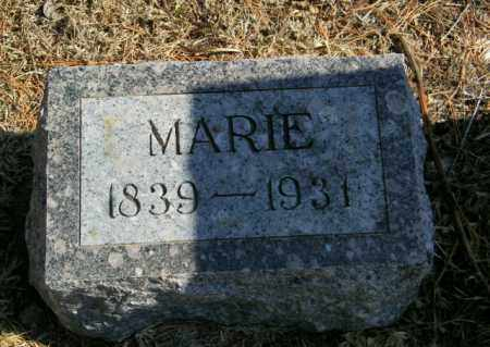 ANDERSON, MARIE - Lincoln County, South Dakota | MARIE ANDERSON - South Dakota Gravestone Photos