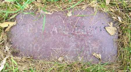 ANDERSON, BERTE - Lincoln County, South Dakota | BERTE ANDERSON - South Dakota Gravestone Photos