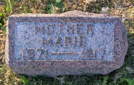 ANDERSON, MARIE - Lincoln County, South Dakota | MARIE ANDERSON - South Dakota Gravestone Photos